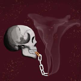 Keshava Shukla - Chain Smoker Skull