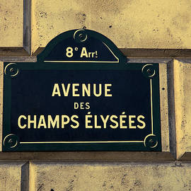 Champs Elysees - Andrew Soundarajan
