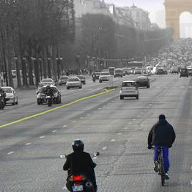 Al Bourassa - Champs Elysees II