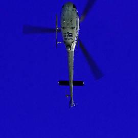 Miroslava Jurcik - Channel 9 News Helicopter