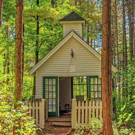 Chapel in the woods - Edward Fielding
