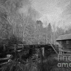 Dave Bosse - Charcoal Mill