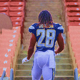 Tyler Watts KyddCo - Chargers RB Melvin Gordon