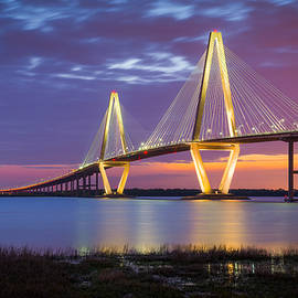 Dave Allen - Charleston SC Arthur Ravenel Jr Bridge