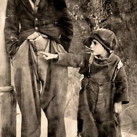 Al Bourassa - Charlie Chaplin and The Kid