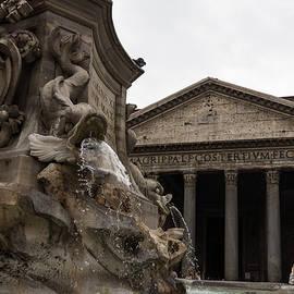 Georgia Mizuleva - Charming Monsters - Fountain of the Pantheon
