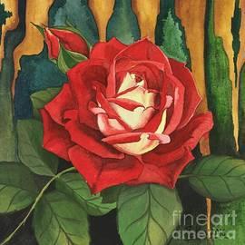 Pushpa Sharma - Charming Red Rose