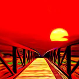 Larry Espinoza - Chasing The Sun