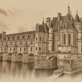 Nigel Fletcher-Jones - Chateau de Chenonceau