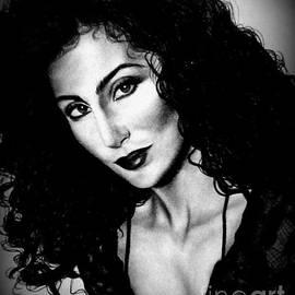 Georgia Brushhandle - Cher 1990s
