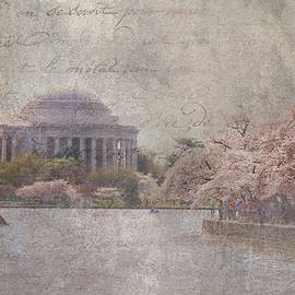 Alice Gipson - Cherry Blossoms On The Water