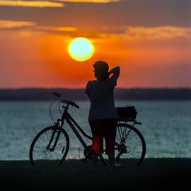 Brian Wallace - Chesapeake Bay Sunset