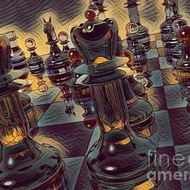 Victor Arriaga - Chess