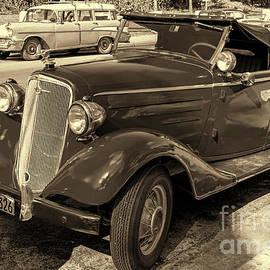 Les Palenik - Chevrolet Nineteen Thirty Four