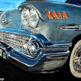 Fernando Lopez Lago - Chevy 58