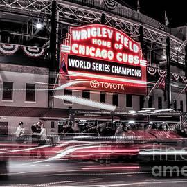 Matthew Yeoman - Chicago Cubs World Champs
