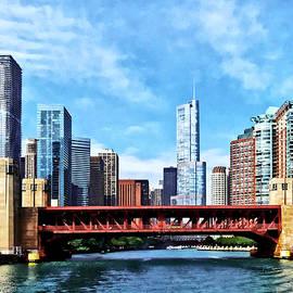 Susan Savad - Chicago IL - Lake Shore Drive Bridge