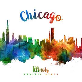 Chicago Illinois 25 - Aged Pixel