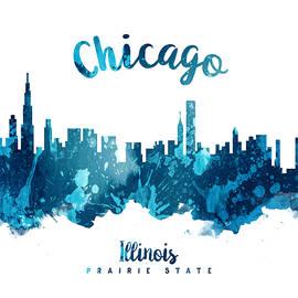 Chicago Illinois 27 - Aged Pixel