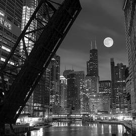 Frozen in Time Fine Art Photography - Chicago Pride of Illinois