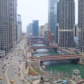 Ann Horn - Chicago River Crossings