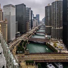 Randy Scherkenbach - Chicago River