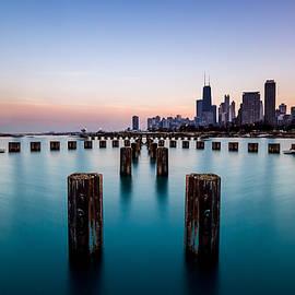 Enis Mullaj - Chicago Seascape