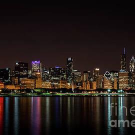 Andrea Silies - Chicago Skyline