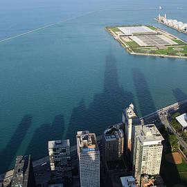 Richard Andrews - Chicago skyline