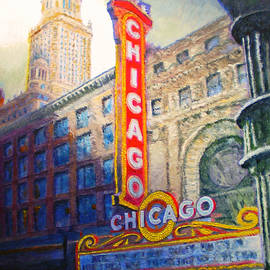 Michael Durst - Chicago Theater