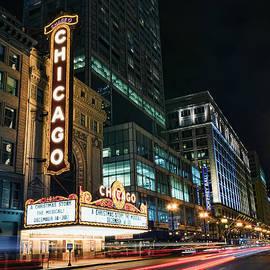 Eddie Yerkish - Chicago Theatre