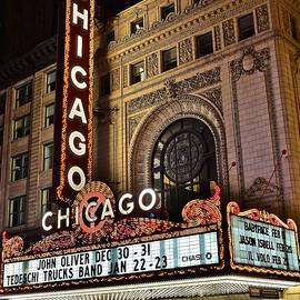 Frozen in Time Fine Art Photography - Chicago Theatre