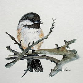 April McCarthy-Braca - Chickadee
