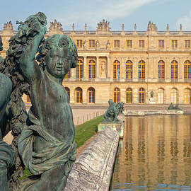 Child Statues at the Palace of Versailles - James Udall