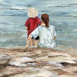 Nancy Patterson - Children By the Sea