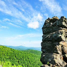 Tony Beaver - Chimney Mountain 2
