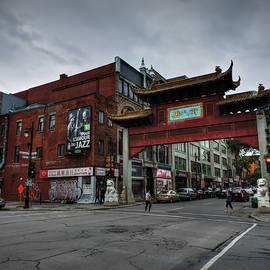 Lance Vaughn - Chinatown Montreal 001
