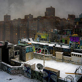 Chris Lord - Chinatown Rooftops In Winter