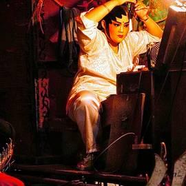 Ian Gledhill - Chinese Opera Back Stage