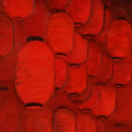 Xueling Zou - Chinese Red Lanterns