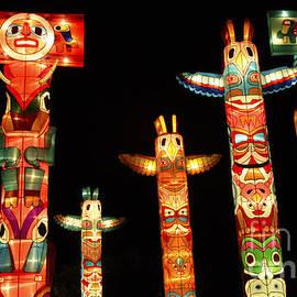 Bob Christopher - Chinese Lantern Festival British Columbia Canada 1