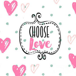 Choose Love - Mindy Sommers