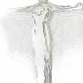 Joaquin Abella - Christ glass