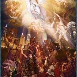 John Smith - Christ has Risen in Grant park Chicago