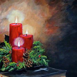 Alan Lakin - Christmas Candles