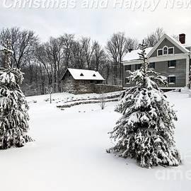 Steve  Gass - Christmas card