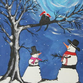 Jeffrey Koss -  Christmas Cats In Love
