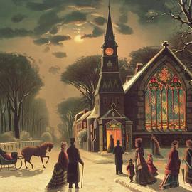 Christmas Eve - J Latham