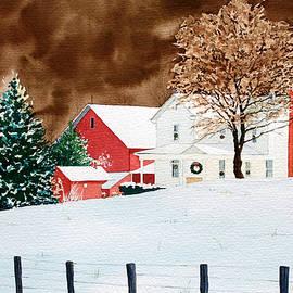 Jim Gerkin - Christmas Farm I