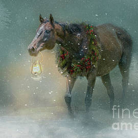 Jan Galland - Christmas Horse